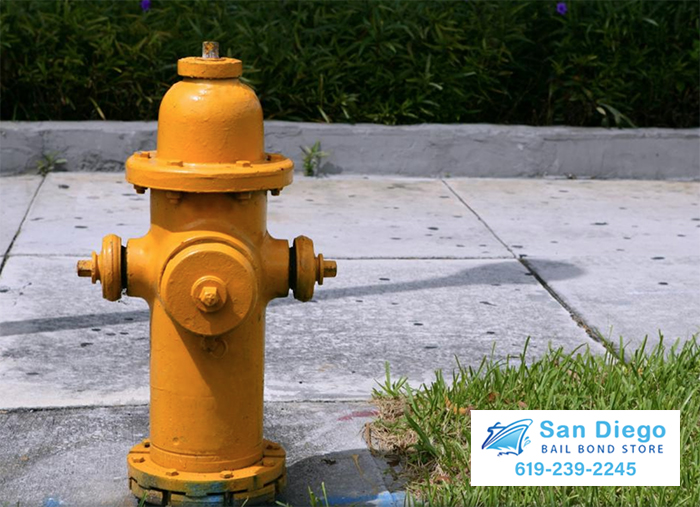 Parking in Front of a Fire Hydrant